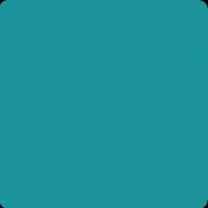 Turkusowy Ral 5018